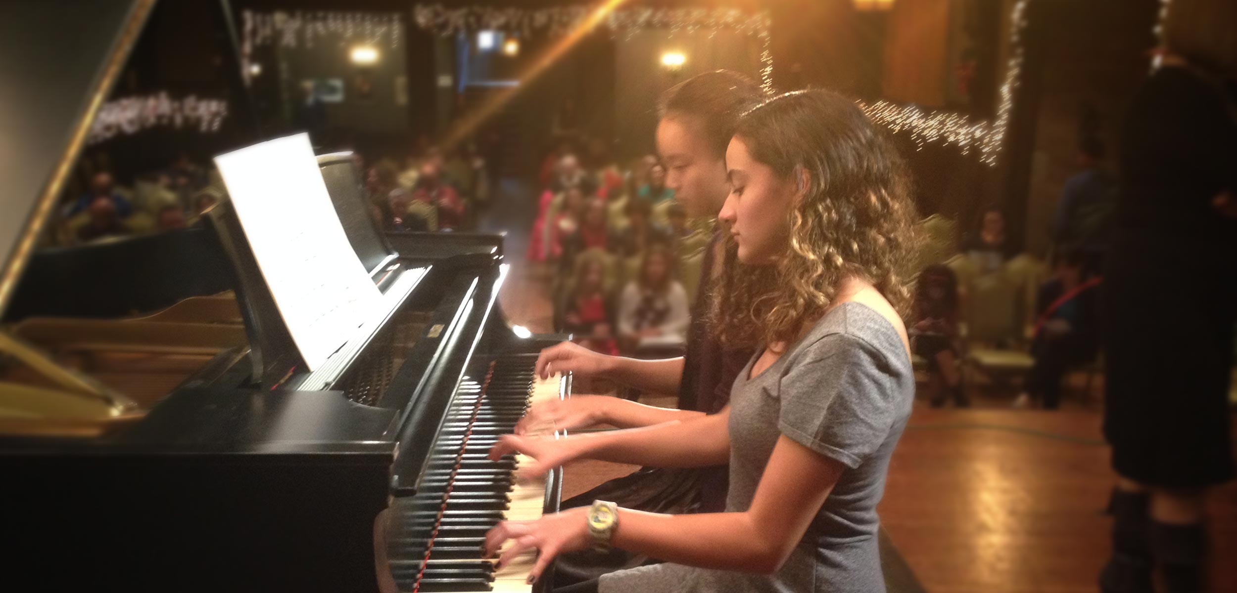 Piano lessons in Manhattan - Perfomance