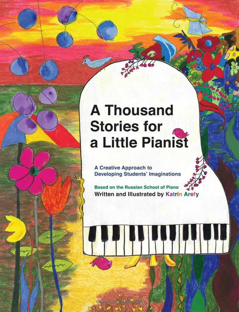 A Thousand Stories For A Little Pianist - Music school Manhattan