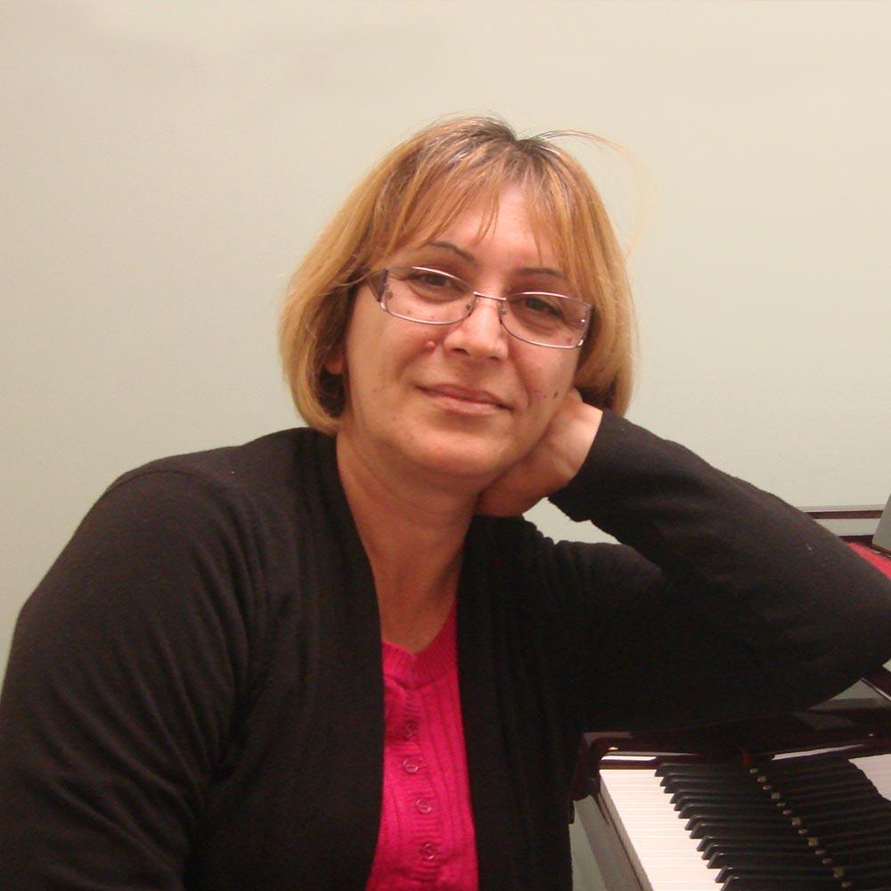 Ketevan Dzneladze - Piano teacher near me