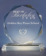 Best of Berkeley 2010 - Music school Manhattan