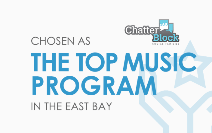 Piano lessons Manhattan - Chosen as Top Music Program in the east bay - Chatter Block