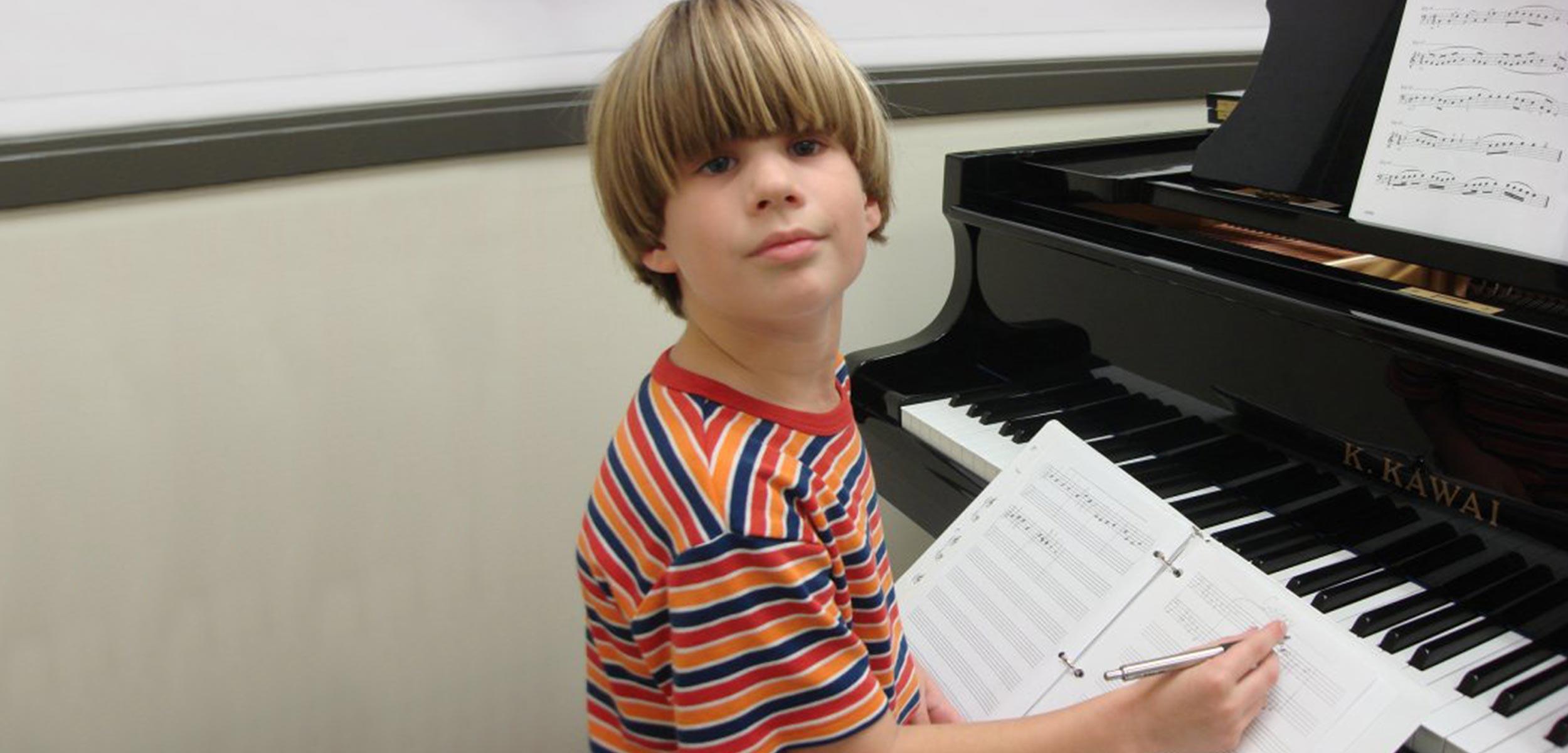Piano Lessons near me
