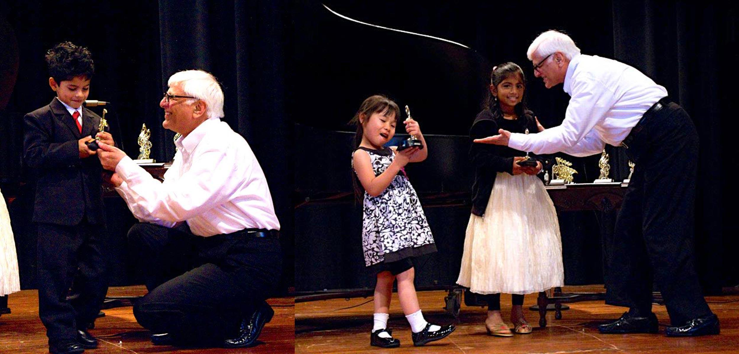 Piano lessons Manhattan - Awards
